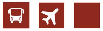 transporte de pasajeros, logística y distribución